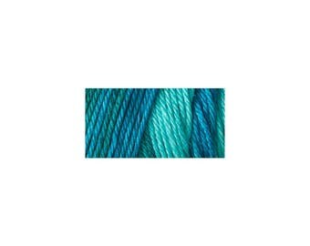 Teal Zeal (22002) Caron Simply Soft Ombres Yarn