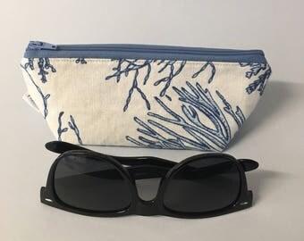 Hamptons Glasses / Spectacles case