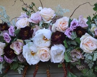 Wedding Arch Flowers, Wedding Arbor decor, Wedding arch decor, Wedding Arch Florals, Chuppah Flowers, Wedding Flowers