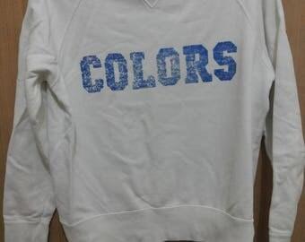 SALE Vintage Benetton Sweater