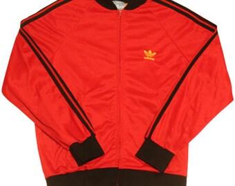 70s vintage ATP adidas jacket ventex made in England