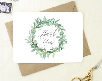Thank You Notes. Wedding Thank You Cards. Thank You Cards Wedding Shower. Boxed Wedding Card Set. Blank Thank You Card.