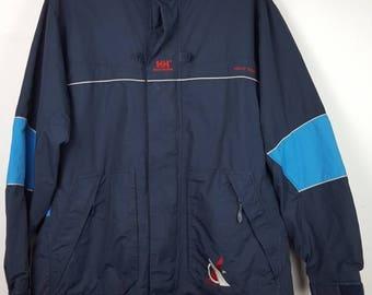 Helly Hansen Sea Gear waterproof sailing jacket