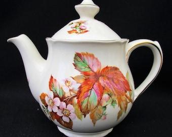 Royal Doulton Wilton Small Teapot. Vintage teapot