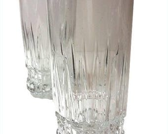 YARD SALE Fostoria Heritage Highball Glasses