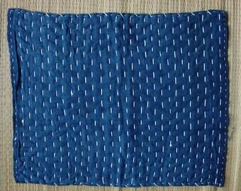 Zokin, vintage Japanese dust rag, boro