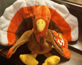 Beanie Baby Original - Gobbles the Turkey