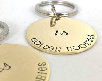 Golden Boobs, Golden Boobies, Golden Boobs Award, Breastfeeding Award, Breastfeeding Awards, Golden Boobies Award, Breastfeeding Keyring