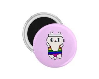 Gay Pride-Pride-LGBT-Pride Fridge Magnet-Rainbow Pride-Gay Pride Magnet-Pride Magnet