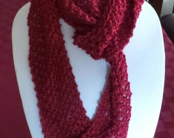 For a Donation! Soft Infinity Scarf -See Note