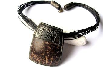 Boho necklace, Bohemian Necklace, Ethnic jewelry, Tribal Jewelry, Unique jewelry, Rustic necklace, Egyptian jewelry, Jewelry for women gift