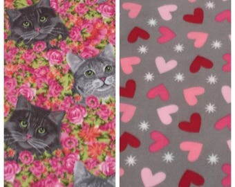Fleece Cat Blanket(C227,C229)