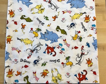 Pillowcase - Dr. Suess