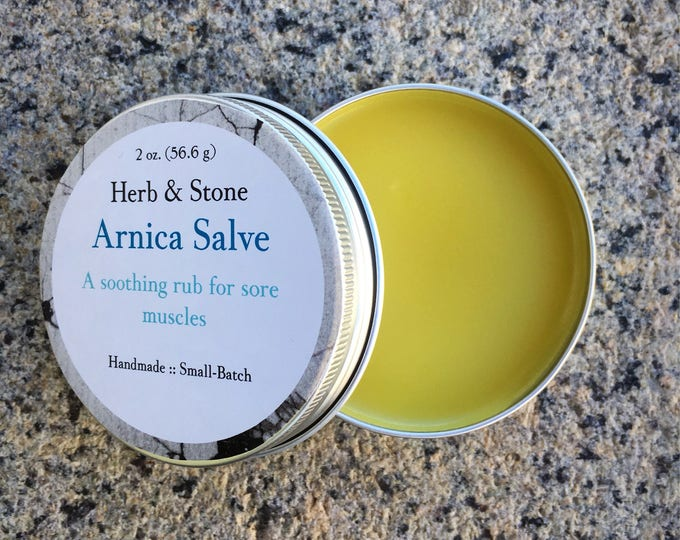 Featured listing image: Arnica Salve