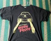 Death Proof Tshirt Vintage Loungewear Vintage 90s Promo T Shirt
