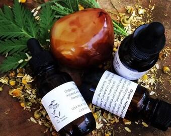 Personal Vibrational Remedy - Flower Essences & Liquid Crystals