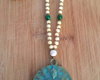 Budha necklace