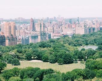 Central Park Color Photo, New York City Photography, Instant Download, Art Prints, Decor, Digital Download, New York City Art, Print