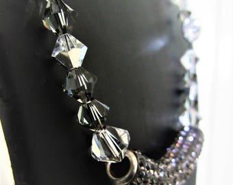 Swarovsky Crystals Necklace
