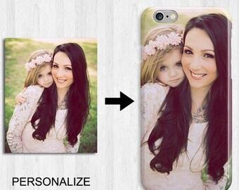 20% SALE Personalized Custom Photo Phone Case, custom iphone case, iPhone 7 customize, samsung case, custom galaxy case, iphone 7 custom