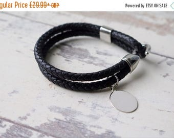 Summer Sale Boy's Leather Bracelet