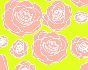 Printable Paper - Rose Patterns - for craft scrapbooking, home decor, card making etc