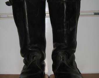 Vintage Leather Men's Boots.