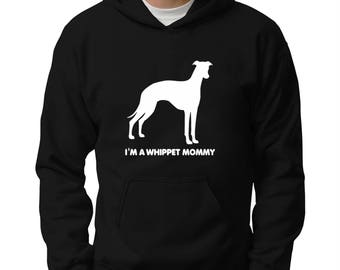 I'm a Whippet mommy Hoodie