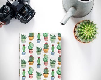 Notebook | Pocket Notebook | Gift | Notepad | Sketch | Drawing | Journal | Planner | Cactus | Succulent