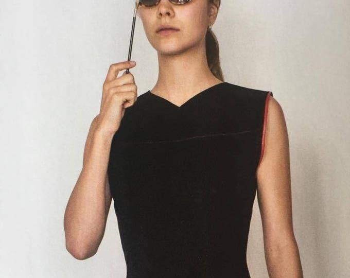 Silhouette Lorgnette M 1337 C 3097 Vintage Sunglasses New Unworn Deadstock