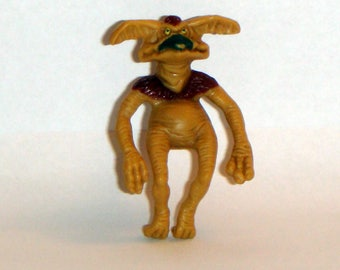 Vintage Star Wars Salacious Crumb Action Figure From Jabba the Hutt Throne Room