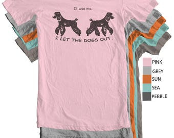 Standard poodle Shirt Standard poodle gifts top