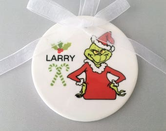 The Grinch Ornament, The Grinch, Christmas Ornaments, Ornaments, The Grinch, Ornaments, Grinch Ornament, Grinch Ornaments