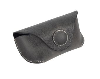 Glasses Leather Case Genuine Leather Sunglasses Case Pouch Magnetic Case Leather Casing Glasses Case Pouch Spectacle Case Sunglass Pouch Box
