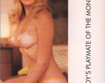 MATURE - Playboy Trading Card January Edt. 1992 - Playmate Centerfold - Jill Taylor - Card #51
