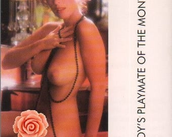 MATURE - Playboy Trading Card January Edt. 1992 - Playmate Centerfold - Miki Garcia - Card #60