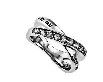 "Radiance Ring ""Strength"""