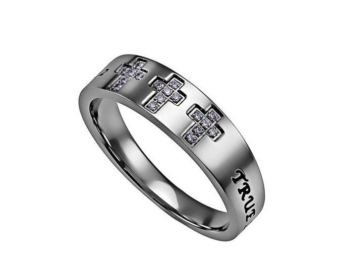 "Calvary Ring ""True Love Waits"""