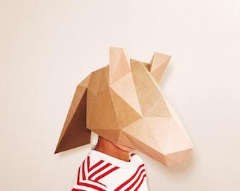 Jar Jar Binks Mask - Build your Starwars costume