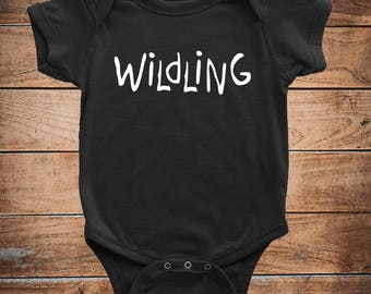 Game of Thrones,Wildling,Jon Snow,Winter is Coming,Nights Watch,House Stark,King of the North,Khaleesi,Baby Shower Gift (1126)