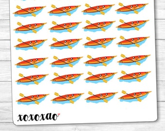 B036 | Kayak Stickers