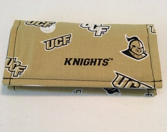 Golden Knights Checkbook Cover
