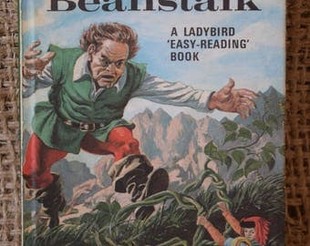 Jack and the Beanstalk. A Vintage Ladybird Book. Well Loved Tales. Series 606D