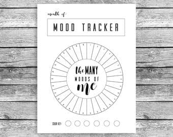 in the mood sheet pdf