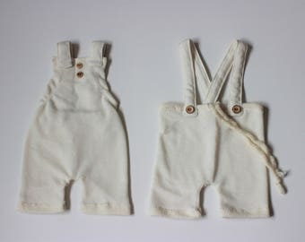 Baby Romper, Baby Boy Romper, white Baby Romper, Baby Boy Overalls, Baby Romper, Newborn Romper, Cake Smash outfit,  Photography Romper