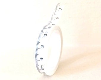 Tape measure washi tape