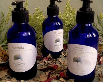 Manjula Refreshing Facial Cleanser - For Dry / Mature Skin