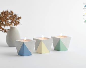 Tea light holder from Beton_MIX