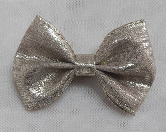 Gold Color Bow, Gold Hair Bow, Bow for Girl, Bow for Baby, Gold Bow, Hair Accessories