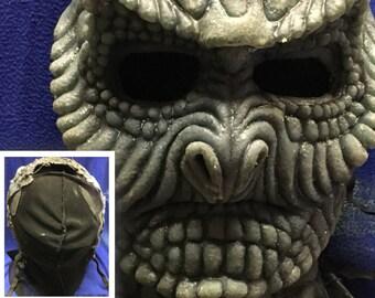 Reptile mask | Etsy